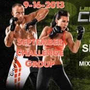 Les Mills Combat September 2013 Challenge