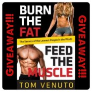 Burn the Fat Feed The Muscle: Book Review & Giveaway
