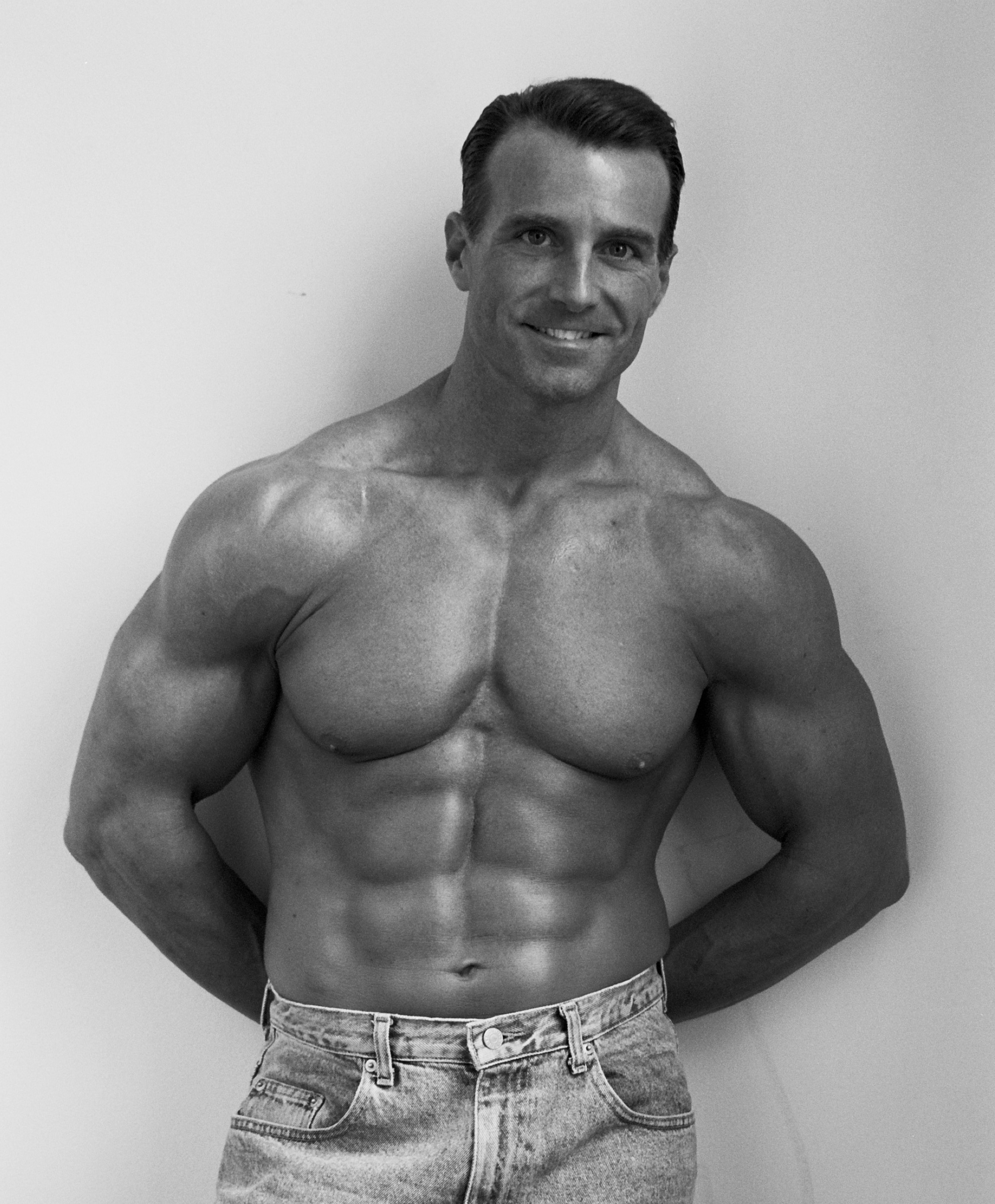 arnold steroids young